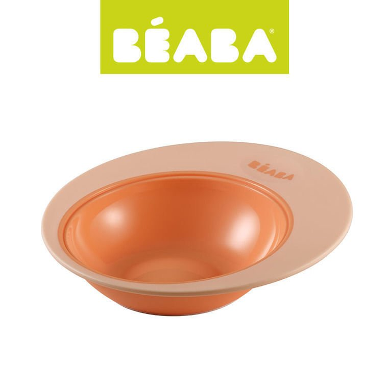 Beaba Miseczka Ellipse 210ml nude