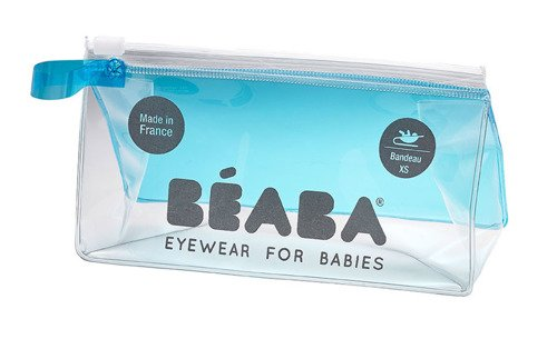 Beaba Okularki Baby XS light blue